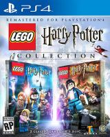 Cover image for Lego Harry Potter Collection