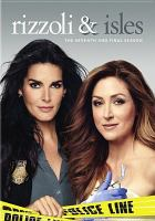 Cover image for Rizzoli & Isles The complete 7th season and final season