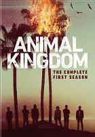 Cover image for Animal kingdom The complete first season