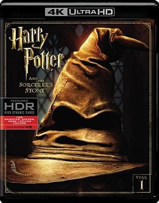 Imagen de portada para Harry Potter and the sorcerer's stone