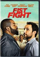 Cover image for Fist fight