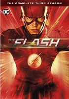 Cover image for The Flash The complete third season