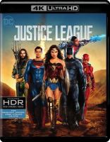 Cover image for Justice League