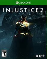 Cover image for Injustice 2