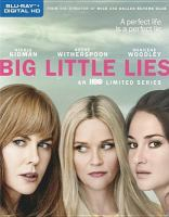 Cover image for Big little lies