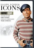 Cover image for Silver screen icons. Humphrey Bogart