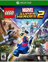Cover image for LEGO Marvel super heroes 2.