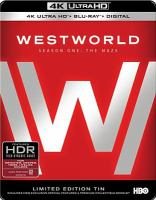 Cover image for Westworld Season one : The maze