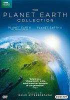 Cover image for Planet Earth Collection. Planet Earth the original series. Planet Earth II