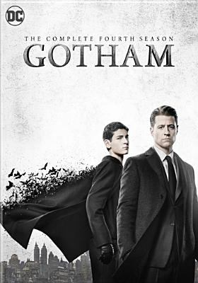 Cover image for Gotham The complete fourth season