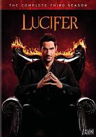 Cover image for Lucifer. The complete 3rd season