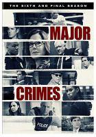 Imagen de portada para Major crimes The sixth and final season