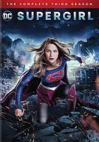 Cover image for Supergirl. The complete third season