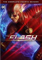 Cover image for The Flash The complete fourth season