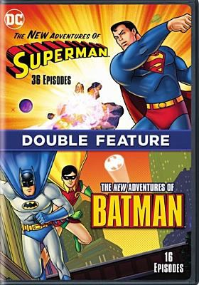 Cover image for The new adventures of Superman The new adventures of Batman