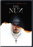 Cover image for The nun
