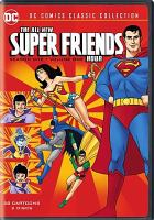 Cover image for The all new Super Friends hour. Season one. Volume one