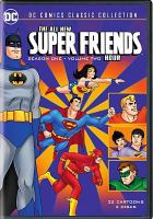 Cover image for The all new Super Friends hour. Season one. Volume two