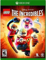 Cover image for LEGO The Incredibles