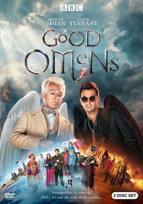 Cover image for Good omens