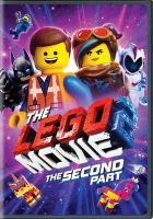 Cover image for The LEGO movie 2 the second part