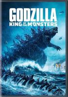 Cover image for Godzilla King of the monsters