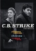 Cover image for C.B. Strike the series