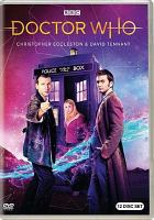 Cover image for Doctor Who. The Ninth and Tenth Doctors, Christopher Eccleston & David Tennant