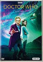 Cover image for Doctor Who. The Peter Capaldi collection