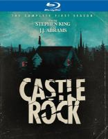 Cover image for Castle Rock The complete first season