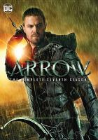 Cover image for Arrow The complete seventh season.