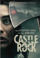 Cover image for Castle Rock The complete second season.