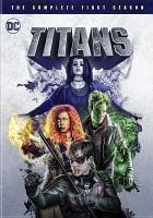Cover image for Titans The complete first season