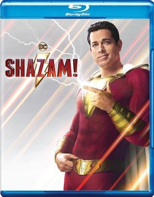 Cover image for Shazam!