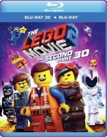 Cover image for The LEGO movie 2 The second part 3D