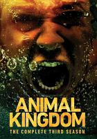 Cover image for Animal kingdom The complete third season.