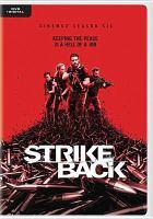 Cover image for Strike back Cinemax season six.