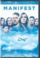 Cover image for Manifest The complete first season