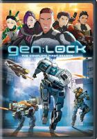 Cover image for Gen: lock The complete 1st season