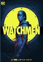 Cover image for Watchmen an HBO limited series.