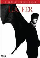 Cover image for Lucifer the complete 4th season.