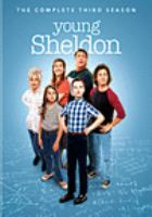 Cover image for Young Sheldon the complete third season