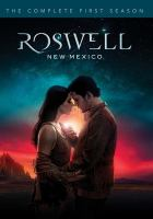 Cover image for Roswell, New Mexico The complete first season
