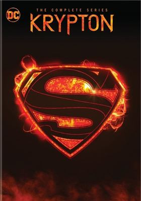 Cover image for Krypton the complete series