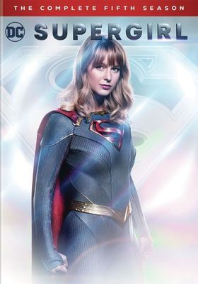 Cover image for Supergirl the complete fifth season