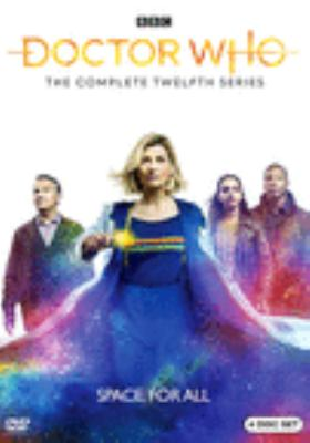 Cover image for Doctor Who the complete twelfth series
