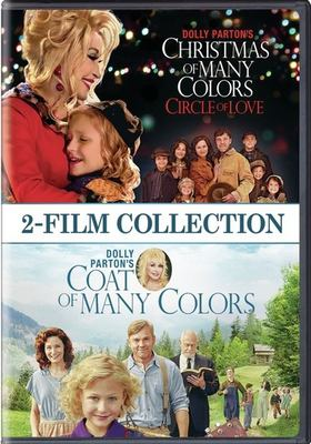 Cover image for Christmas of many colors, circle of love Coat of many colors