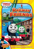 Cover image for Thomas & friends. Railway friends