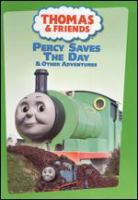 Cover image for Thomas & friends. Percy saves the day & other adventures