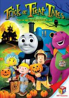 Cover image for Trick or treat tales